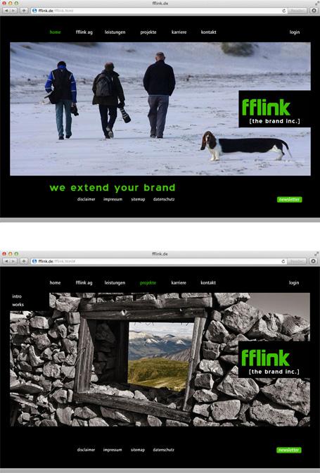 Web 2.0 - Entwicklung, fflink