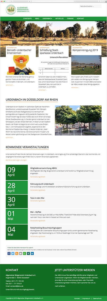 Allgemeiner Bürgerverein Urdenbach